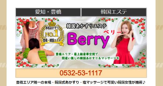 Berry ベリー